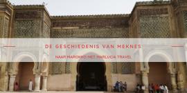 geschiedenis van Meknes