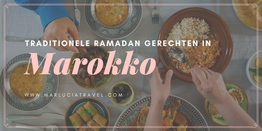 iftar in Marokko