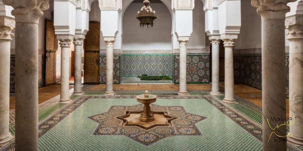 Mausoleum Meknes