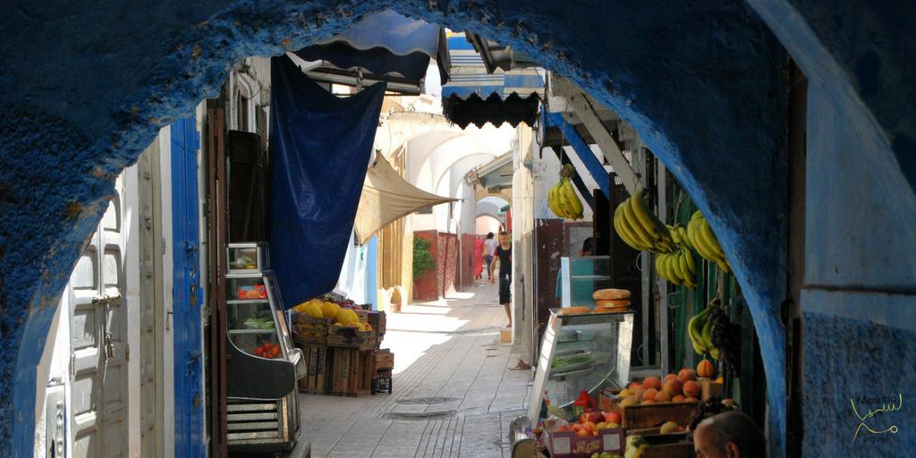 Steeg in Rabat
