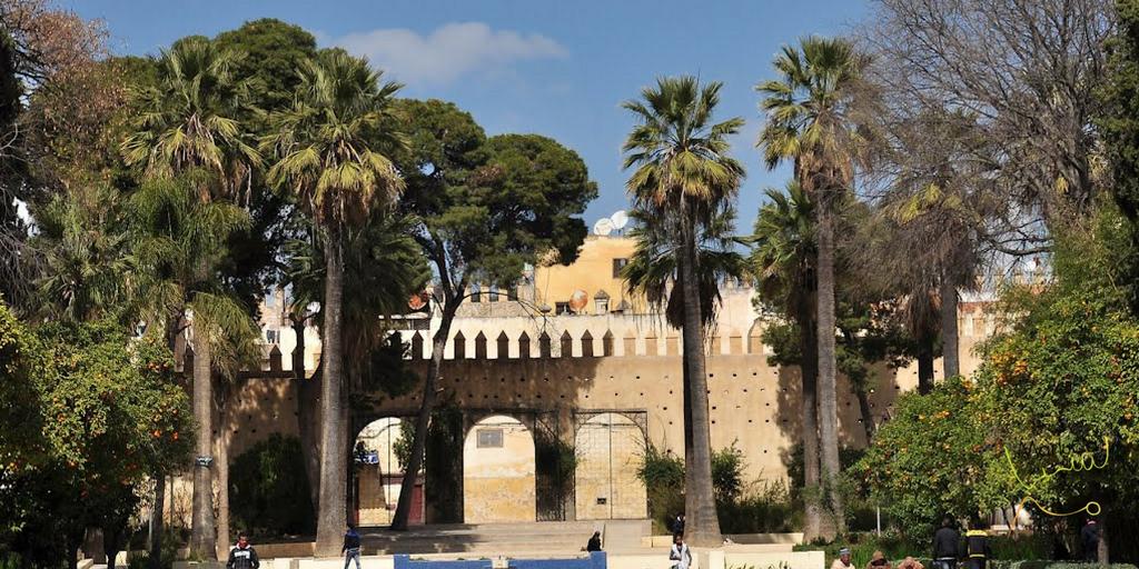 Jardin Jnan Sbil Fez