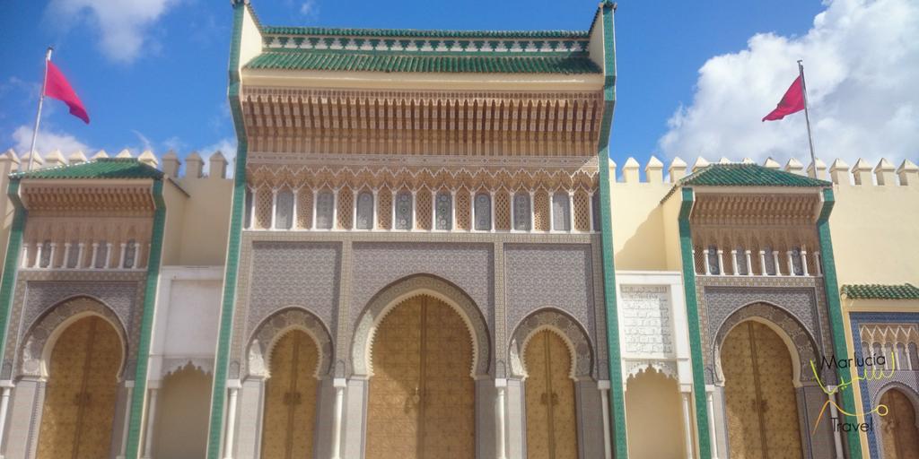 koninklijk paleis Dar el- Makhzen Fez