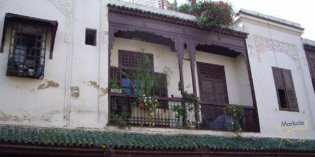 Mellah, Joodse wijk Fes