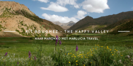 Aït Bougmez, the Happy Valley