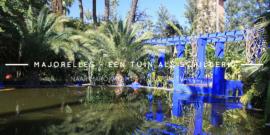 Majorelles, een tuin als schilderij