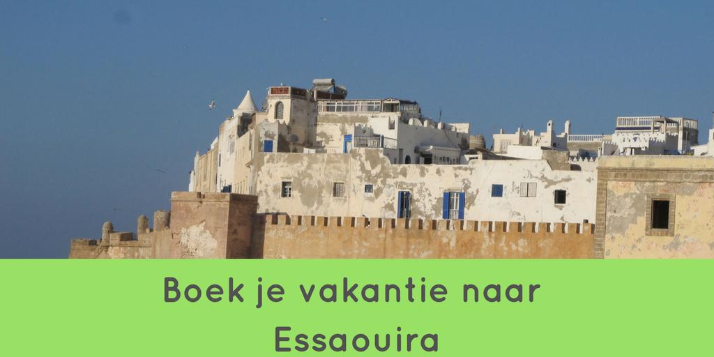 Boek een reis naar Essaouira