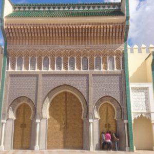 Stedenreis Fez De Goudenpoort