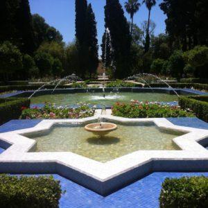 Citytrip Fez Jardin Jnan Sbil