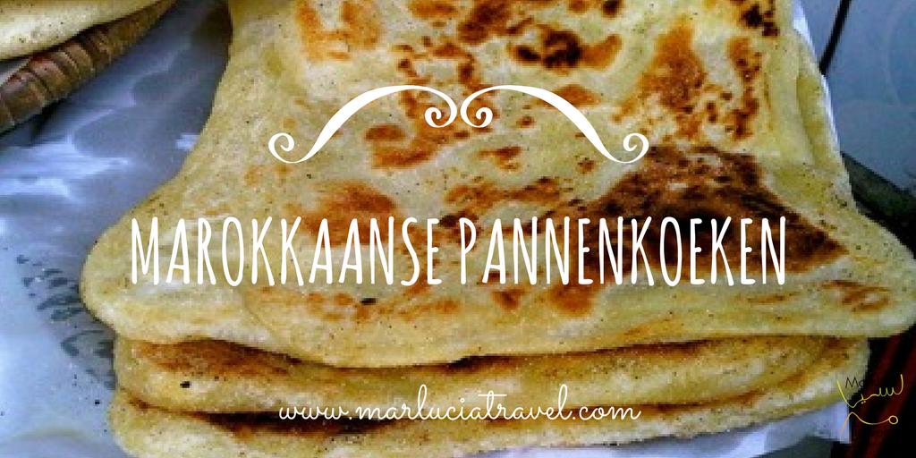 Marokkaanse Pannenkoeken