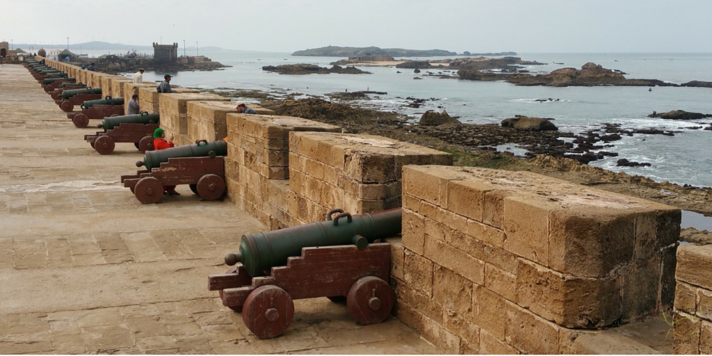 Portugese fort