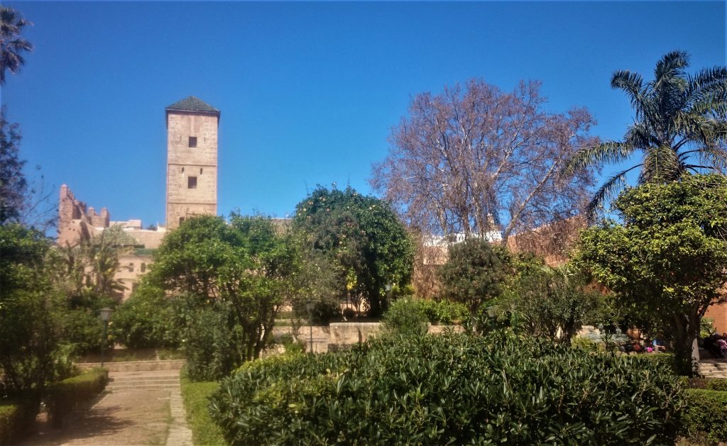 Rabat Jardin Oudaya