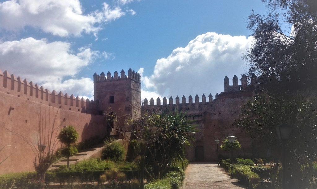 Rabat Kasbah Oudaya