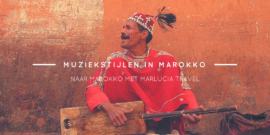 Muziek in Marokko
