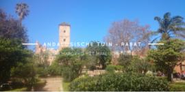 Andalusische Tuin Rabat