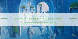 Waarom is Chefchaouen blauw