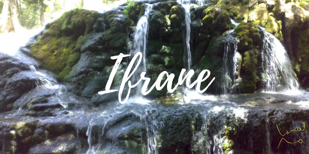 Watervallen Marokko Ifrane