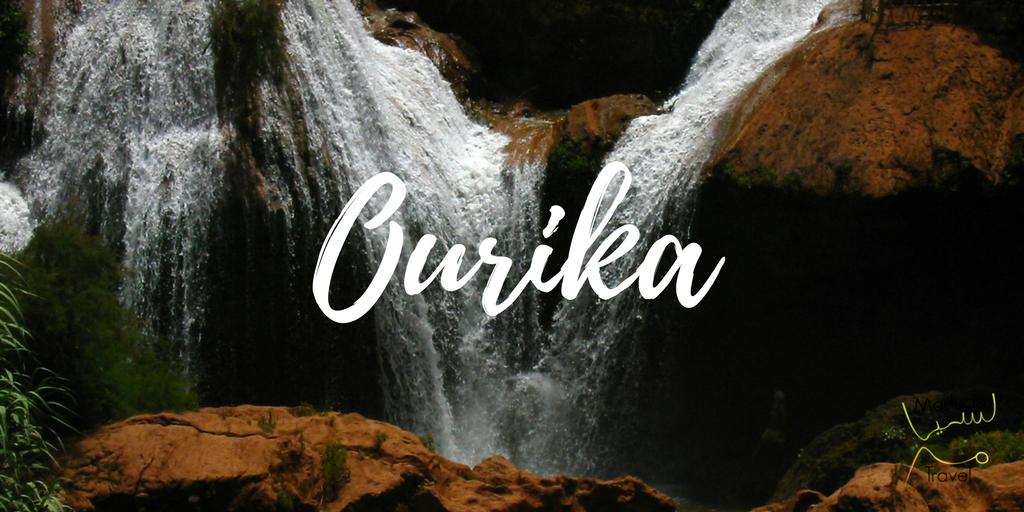 Watervallen Marokko Ourika