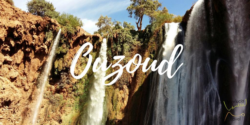 Watervallen Marokko Ouzoud