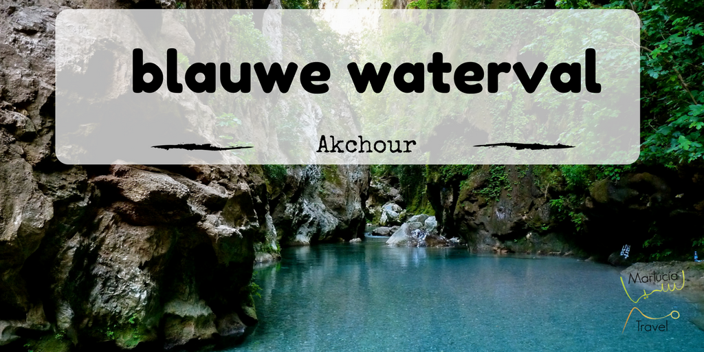 waterval akchour